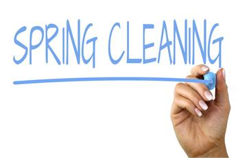 Spring Clean Time: 9 improvements to get done this March and April Blog
