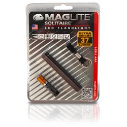 LED AAA Solitaire Maglite