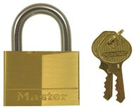Master Brass Padlocks