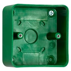 TSS Plastic Box In Green