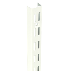 ASEC Xtrade Twinslot Shelving Upright