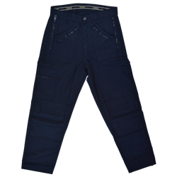 WARRIOR Action Work Trousers Navy