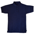 WARRIOR Polo Shirt Navy