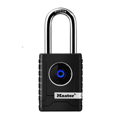 MASTER LOCK Outdoor Bluetooth Padlock For Business Applications