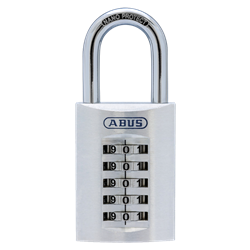 ABUS 183AL/45 Weather Resistant Combination Padlock
