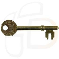 Union Pre-cut Key mm For 21572 Lock