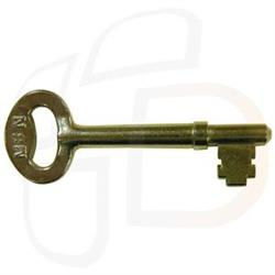 Union Pre-cut Key MN For 2242 Lock