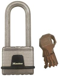 Master M5 Excell 50mm High Security Laminated Padlocks
