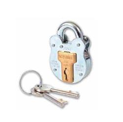 Squire Old English Steel Padlock