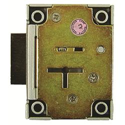 Walsall S1311 7 Lever Safe Lock c/w Key Retention