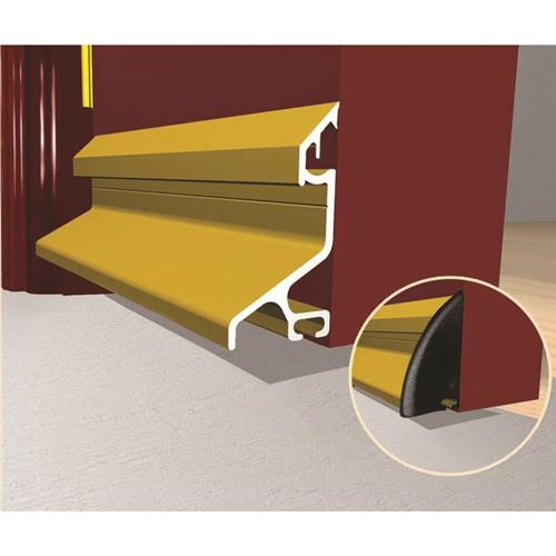 Exitex Expelex Rain Deflector   Expelex Deflector Strip For All Door Types