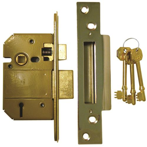 ERA Classic Fortress BS 3621:2007 Sashlock