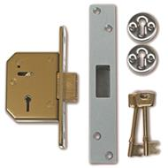 Union 3G115 5 Lever Mortice Deadlock