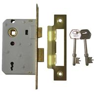 ERA 473 3 Lever Mortice Sashlock