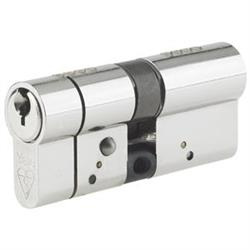 Yale British Standard Anti Snap Euro Double Cylinders