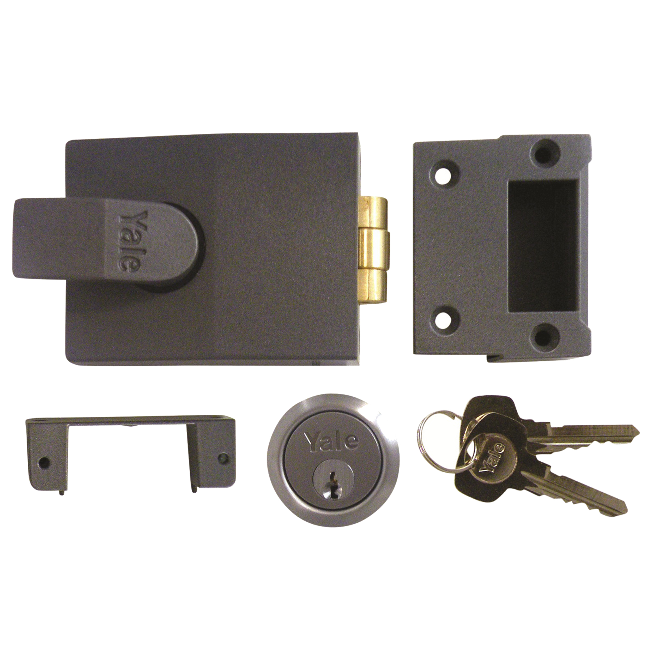 yale 81 rollerbolt nightlatch nightlatch. Black Bedroom Furniture Sets. Home Design Ideas