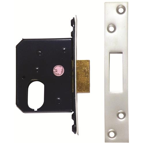 Walsall Ace Oval Cylinder Deadlock Case