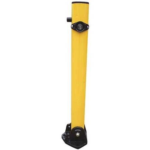 Autolok Fold Down Keylocking Parking Post