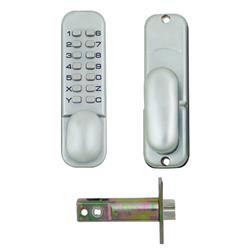 Securefast SBL Series  Mortice Latch Digital Lock