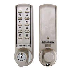 Electronic Door Locks Amp Yale Digital Or Keypad Door Locks