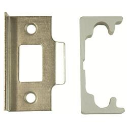 Rebates to suit Legge 3721/3722 Tubular Latches and Legge 3721, 3722, 3722LK and 3724LK latches