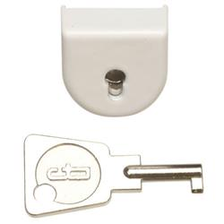 Fab & Fix UPVC Sash Jammer Lock - Lock Only