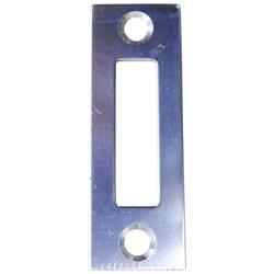 Union Timber Individual Deadbolt Keep