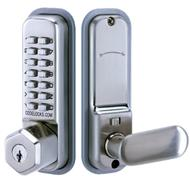 Codelocks CL255 Mortice Latch Digital Lock