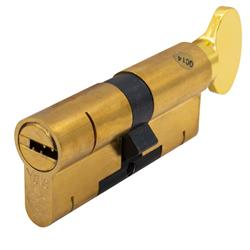 Yale Superior 1* Euro Key & Turn Anti Snap Cylinder