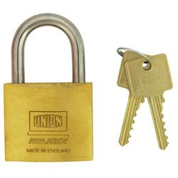 Union 3122 50mm Brass Padlock