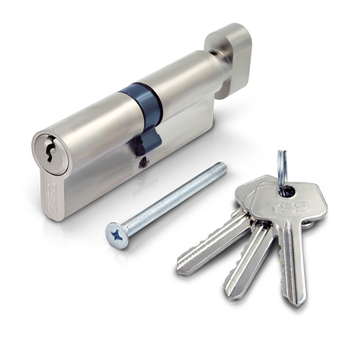 TSS Euro Key & Thumb Turn Cylinder