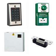 Single Door Access Control Kit