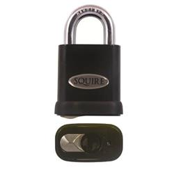 Squire Stronghold E SS65E/SS50E Euro Open Shackle Padlocks