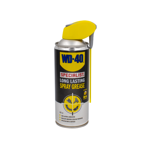 WD-40 Long Lasting Spray Grease 400ml